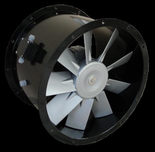wentylator kanałowy Fantech