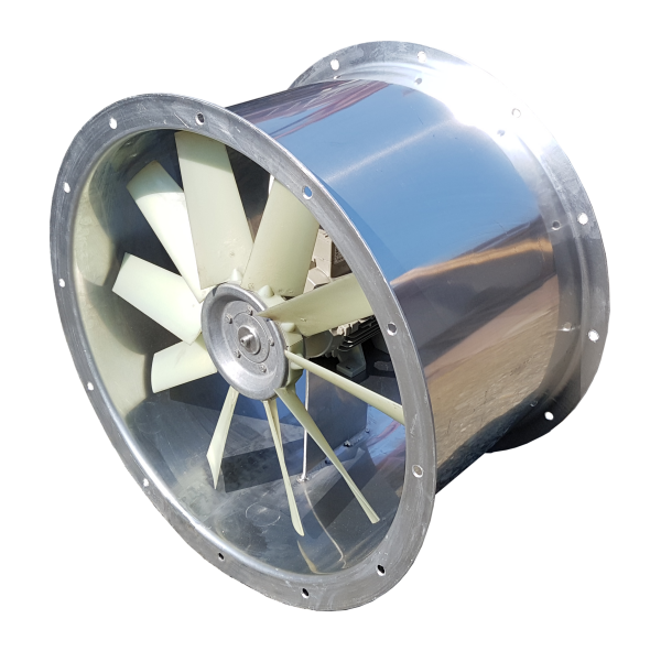 wentylator wysokotemperaturowy Fantech